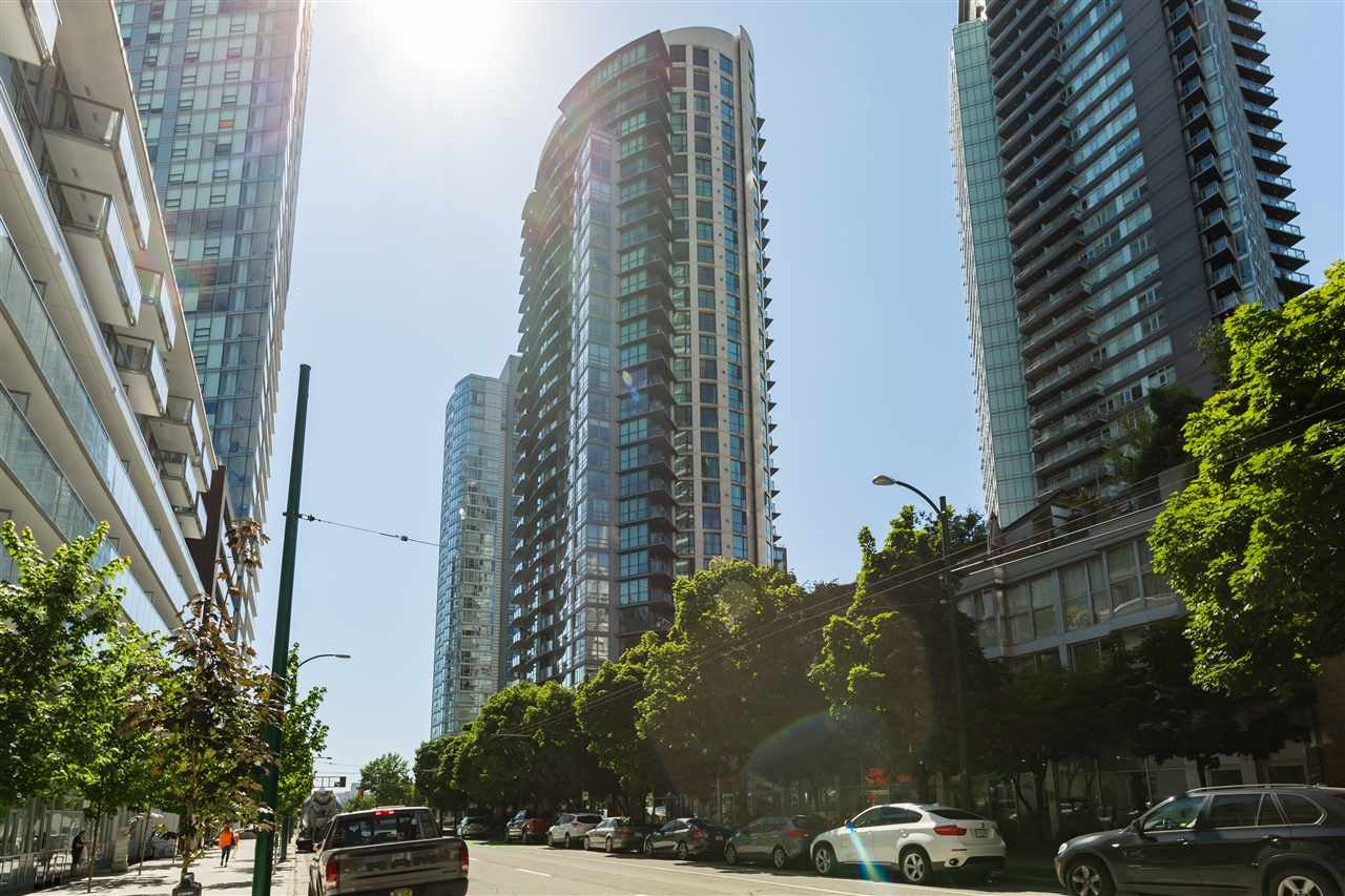 2607 501 PACIFIC STREET - Downtown VW Apartment/Condo for sale, 1 Bedroom (R2565144) - #1