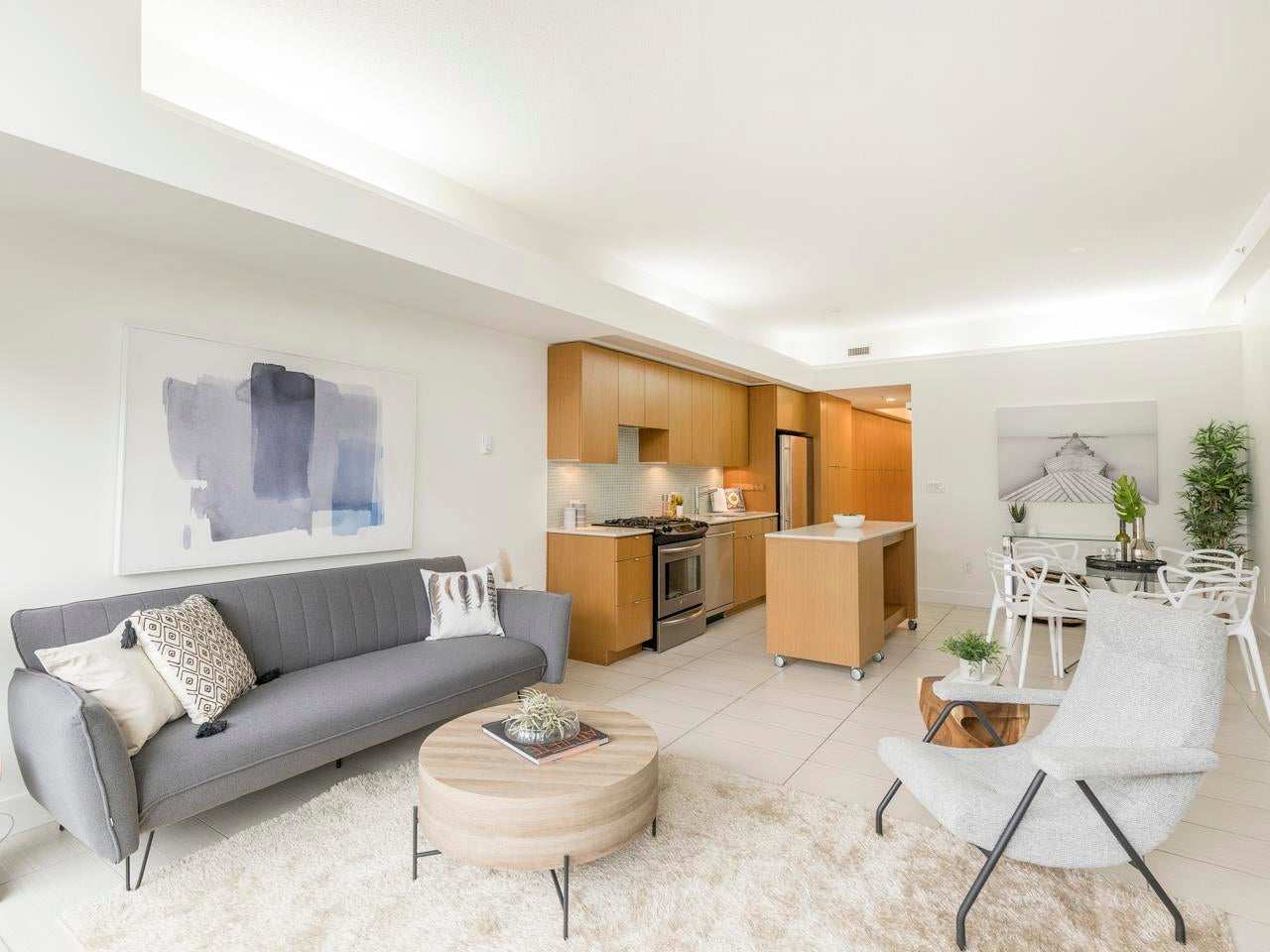 505 33 W PENDER STREET - Downtown VW Apartment/Condo for sale, 1 Bedroom (R2565182) - #1