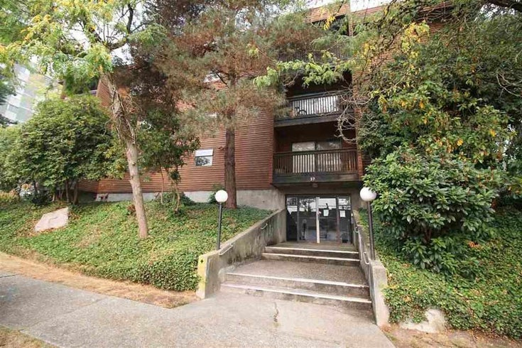103 37 AGNES STREET - Downtown NW Apartment/Condo for sale, 1 Bedroom (R2565240)