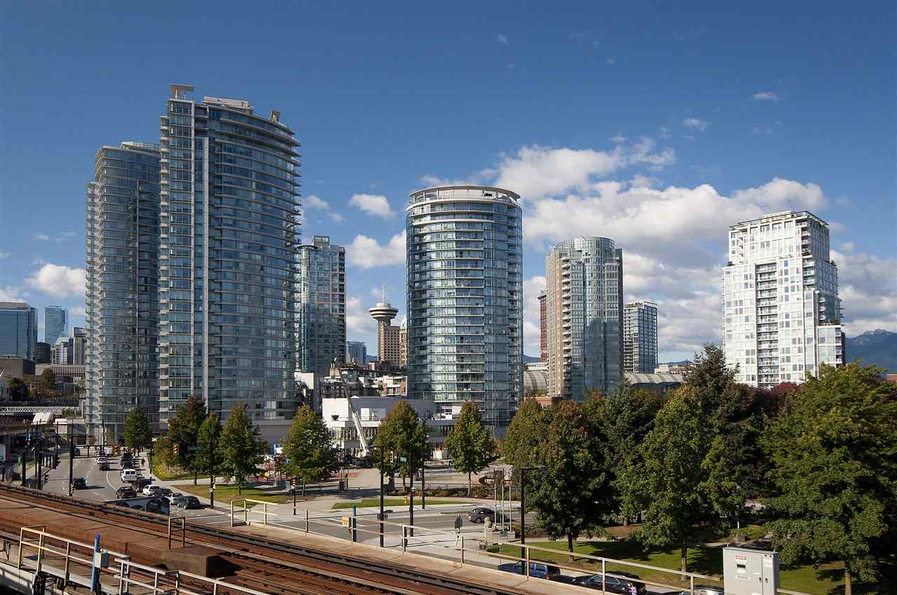 609 58 KEEFER PLACE - Downtown VW Apartment/Condo for sale, 2 Bedrooms (R2565241) - #1