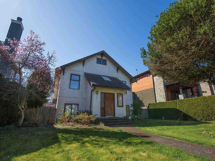 4066 W 12TH AVENUE - Point Grey House/Single Family for sale, 4 Bedrooms (R2565269)