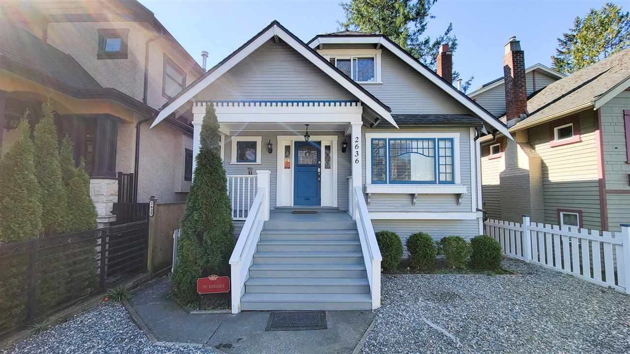 2636 W 41ST AVENUE - Kerrisdale House/Single Family for sale, 8 Bedrooms (R2565278)