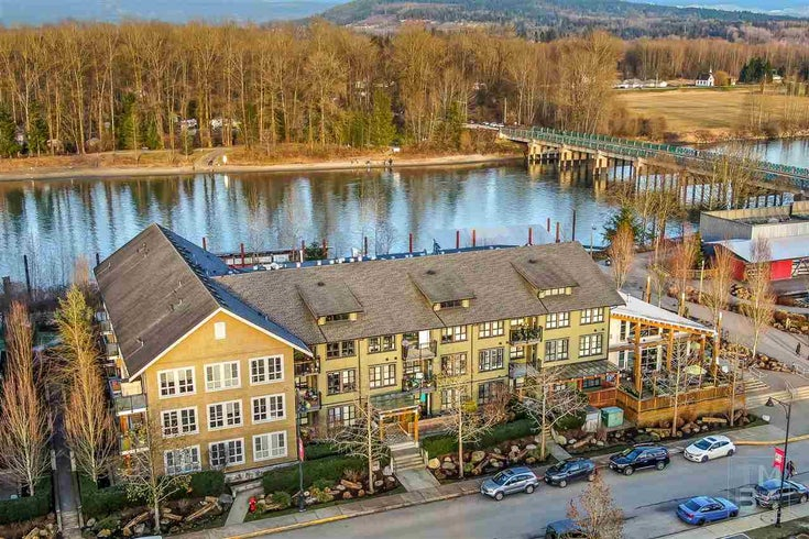103 23285 BILLY BROWN ROAD - Fort Langley Apartment/Condo for sale, 1 Bedroom (R2565294)