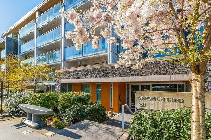 502 221 E 3RD STREET - Lower Lonsdale Apartment/Condo for sale, 2 Bedrooms (R2565313)