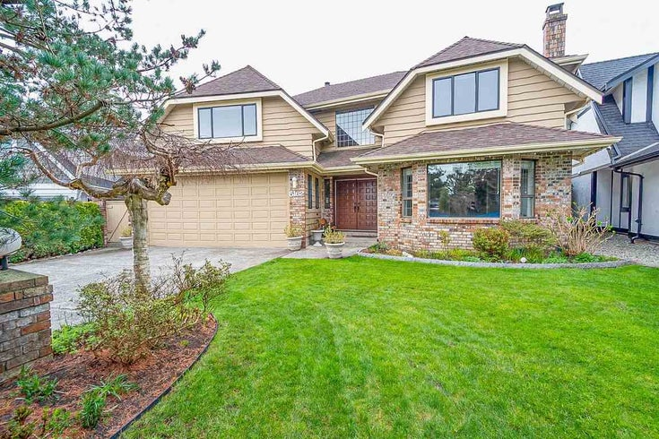 5162 HOLLYWOOD DRIVE - Steveston North House/Single Family for sale, 6 Bedrooms (R2565342)