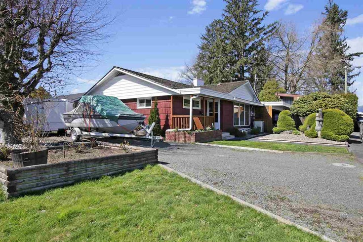 9801 WILLIAMS STREET - Chilliwack N Yale-Well House/Single Family for sale, 3 Bedrooms (R2565369)