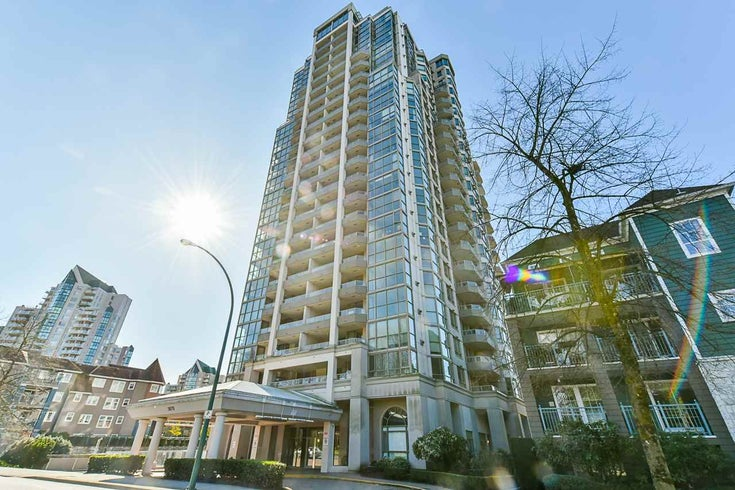 403 3070 GUILDFORD WAY - North Coquitlam Apartment/Condo for sale, 2 Bedrooms (R2565386)