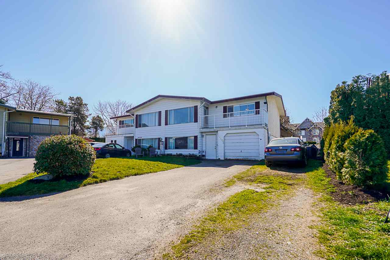 A 46520 ROLINDE CRESCENT - Chilliwack E Young-Yale 1/2 Duplex for sale, 4 Bedrooms (R2565387) - #1