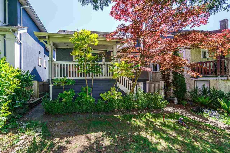 462 W 19TH AVENUE - Cambie House/Single Family for sale, 4 Bedrooms (R2565439)