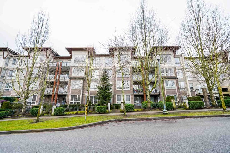 329 15918 26 AVENUE - Grandview Surrey Apartment/Condo for sale, 1 Bedroom (R2565470)