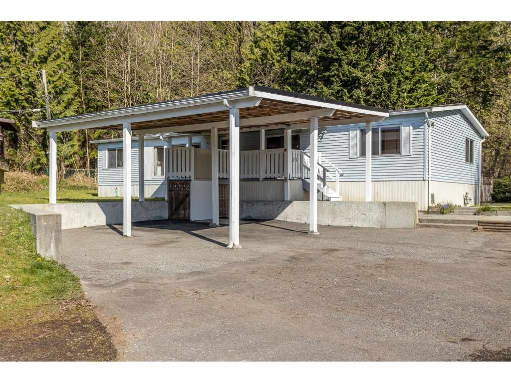 26 10221 WILSON STREET - Stave Falls Manufactured for sale, 3 Bedrooms (R2565487) - #1