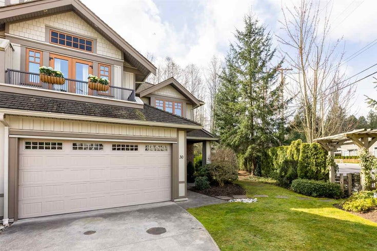 30 3122 160 STREET - Grandview Surrey Townhouse for sale, 4 Bedrooms (R2565509)