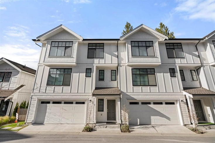 1 5202 SAVILE ROW - Burnaby Lake Townhouse for sale, 3 Bedrooms (R2565524)