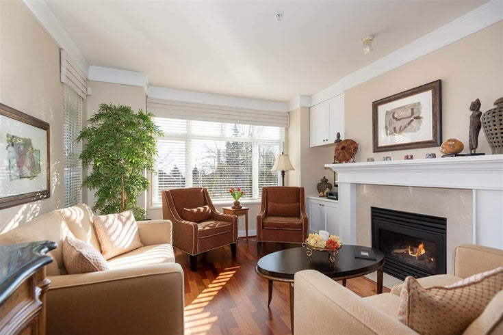 205 3088 W 41ST AVENUE - Kerrisdale Apartment/Condo for sale, 2 Bedrooms (R2565552)