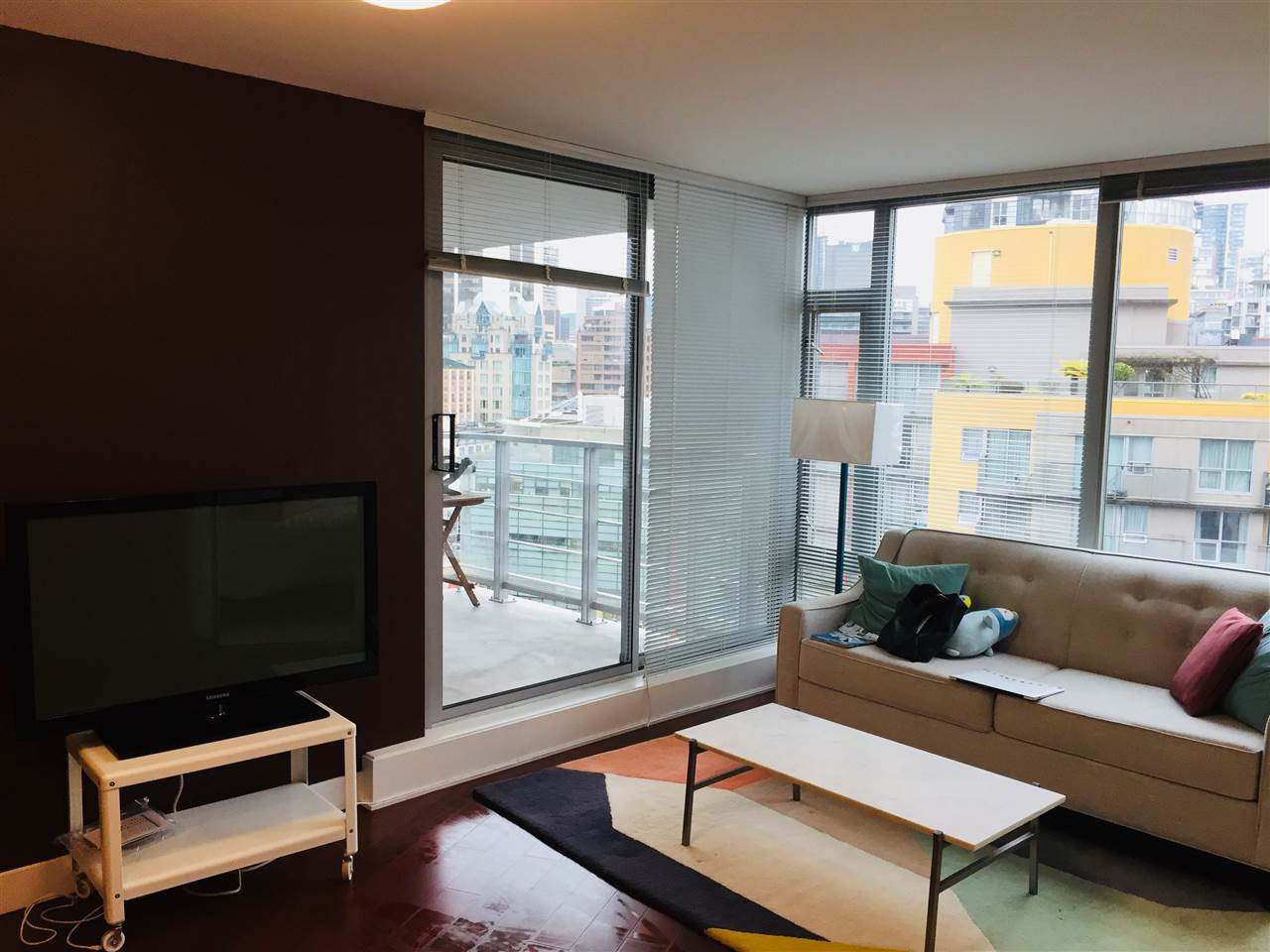 1408 1255 SEYMOUR STREET - Downtown VW Apartment/Condo for sale(R2565570) - #1