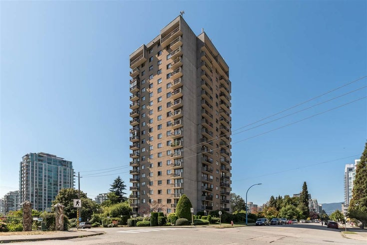 2004 145 ST. GEORGES AVENUE - Lower Lonsdale Apartment/Condo for sale, 1 Bedroom (R2565594)