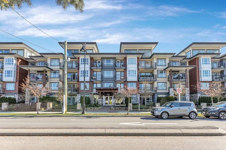 209 22562 121 AVENUE - East Central Apartment/Condo for sale, 1 Bedroom (R2565601)