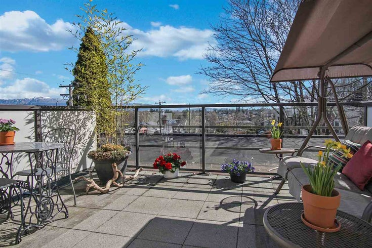 305 997 W 22ND AVENUE - Cambie Apartment/Condo for sale(R2565611)