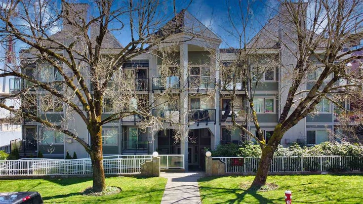 108 210 CARNARVON STREET - Downtown NW Apartment/Condo for sale, 2 Bedrooms (R2565656)