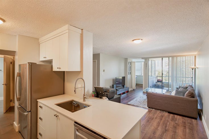 505 9521 CARDSTON COURT - Government Road Apartment/Condo for sale, 1 Bedroom (R2565657)