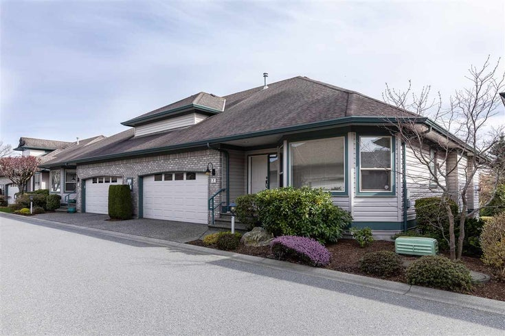 7 31517 SPUR AVENUE - Abbotsford West Townhouse for sale, 3 Bedrooms (R2565680)