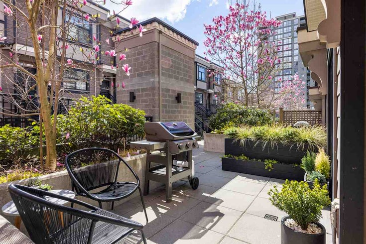 116 828 ROYAL AVENUE - Downtown NW Townhouse for sale, 2 Bedrooms (R2565733)