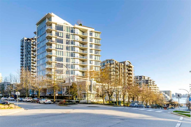 503 175 W 2ND STREET - Lower Lonsdale Apartment/Condo for sale, 2 Bedrooms (R2565750)