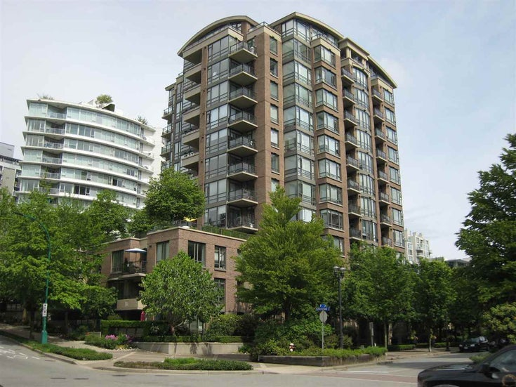204 170 W 1ST STREET, NORTH VANCOUVER STREET - Lower Lonsdale Apartment/Condo for sale, 1 Bedroom (R2565756)