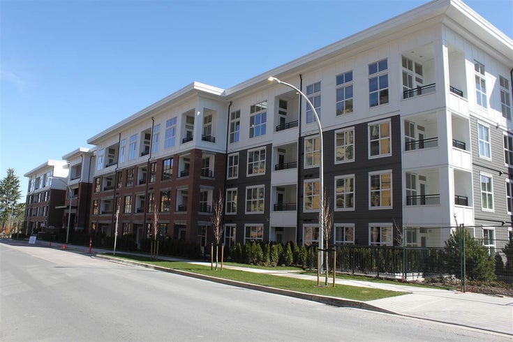 A325 8150 207 STREET - Willoughby Heights Apartment/Condo for sale, 1 Bedroom (R2565787)