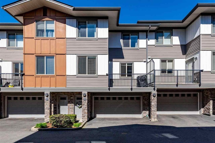 51 34248 KING ROAD - Central Abbotsford Townhouse for sale, 3 Bedrooms (R2565801)