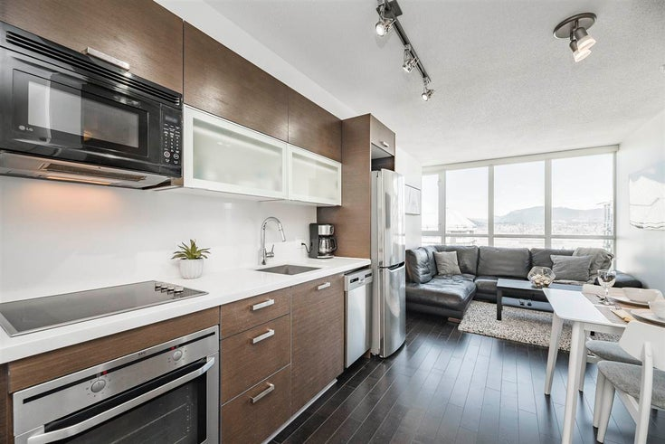 1910 13380 108 AVENUE - Whalley Apartment/Condo for sale, 1 Bedroom (R2565823)
