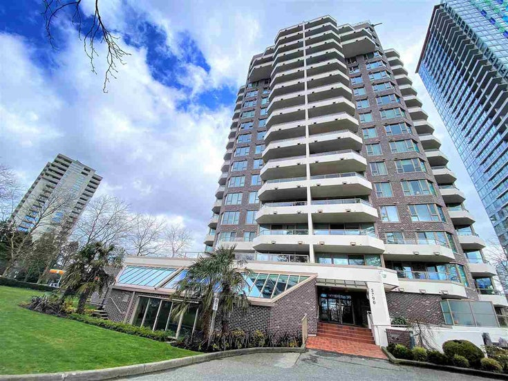 1402 5790 PATTERSON AVENUE - Metrotown Apartment/Condo for sale, 2 Bedrooms (R2565847)