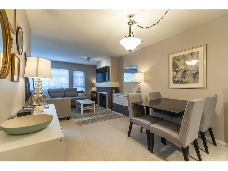 312 801 KLAHANIE DRIVE - Port Moody Centre Apartment/Condo for sale, 2 Bedrooms (R2565873)