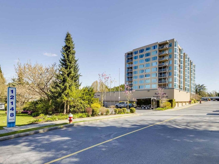 209 12148 224 STREET - East Central Apartment/Condo for sale, 1 Bedroom (R2565889)