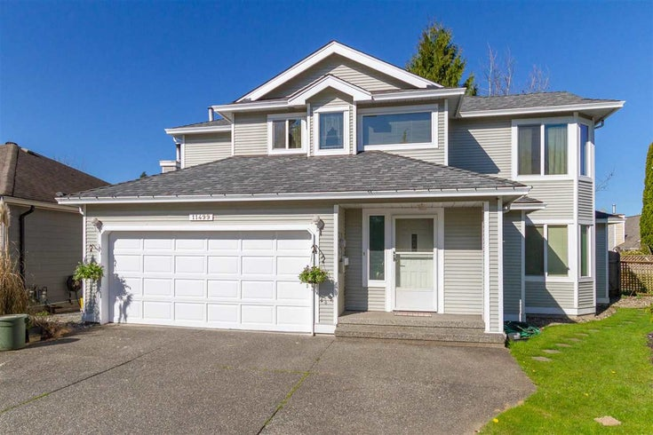 11499 207A STREET - Southwest Maple Ridge House/Single Family for sale, 2 Bedrooms (R2565895)
