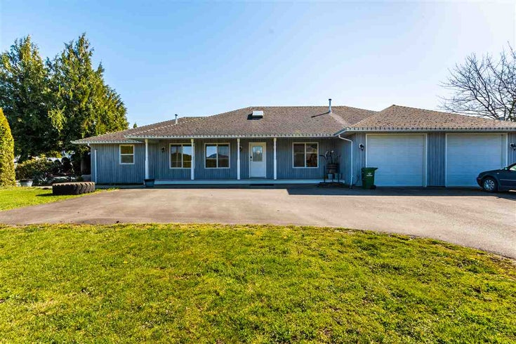 7552 LICKMAN ROAD - Greendale Chilliwack House with Acreage for sale, 5 Bedrooms (R2565920)