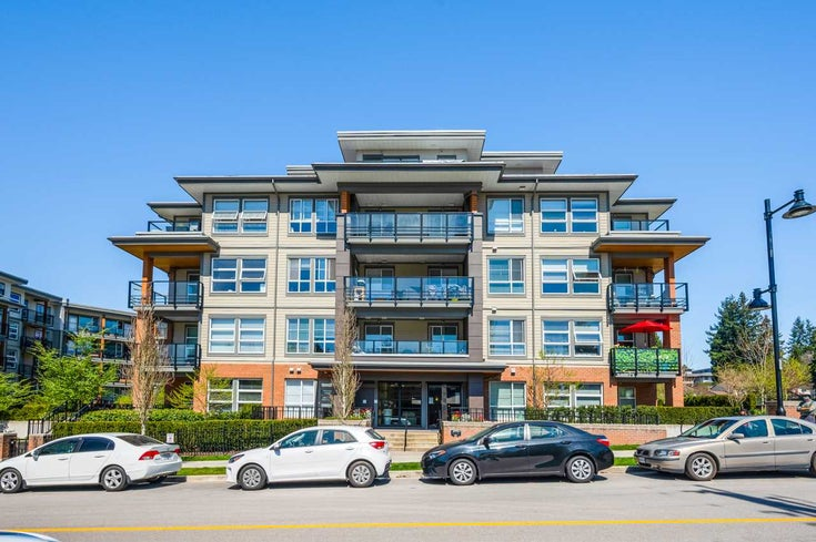 108 609 COTTONWOOD AVENUE - Coquitlam West Apartment/Condo for sale, 2 Bedrooms (R2565925)