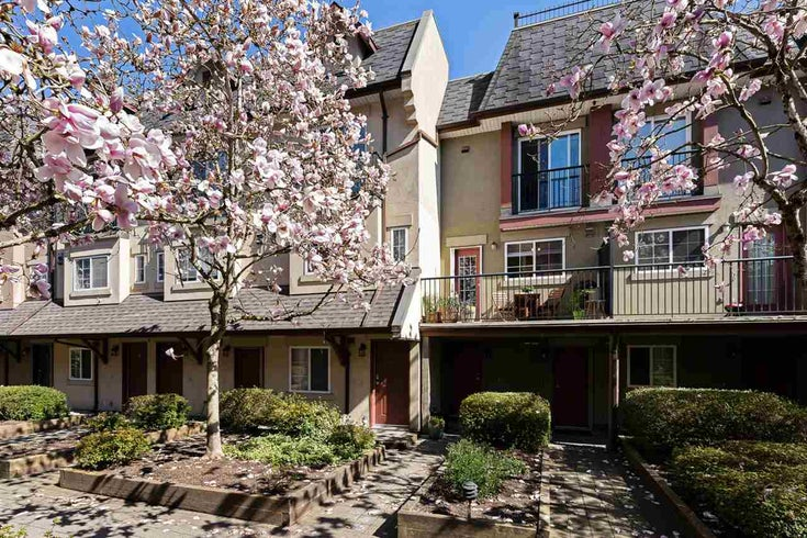 10 1561 BOOTH AVENUE - Maillardville Townhouse for sale, 2 Bedrooms (R2565930)