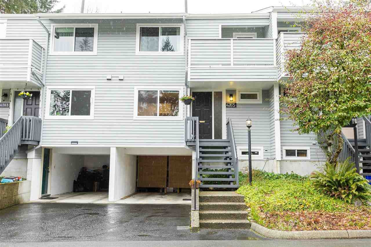 4765 HOSKINS ROAD - Lynn Valley Townhouse for sale, 3 Bedrooms (R2565955) - #1