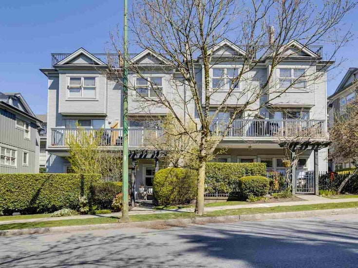 5 3855 PENDER STREET - Willingdon Heights Townhouse for sale, 2 Bedrooms (R2565997)