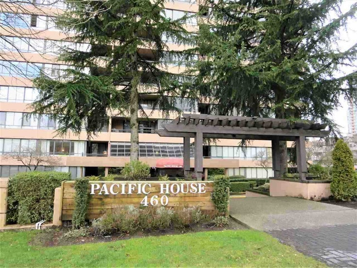 1009 460 WESTVIEW STREET - Coquitlam West Apartment/Condo for sale, 2 Bedrooms (R2566021)