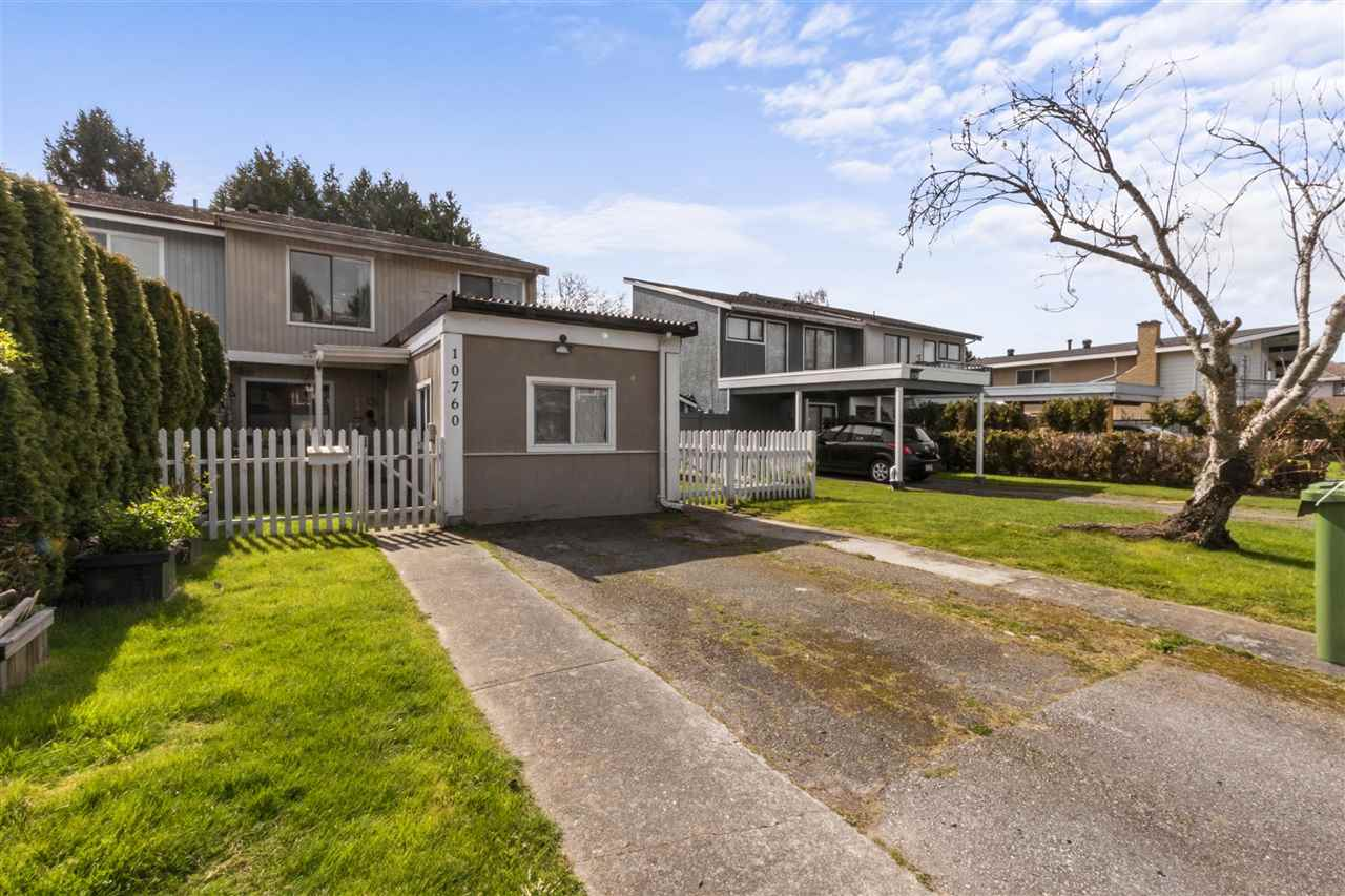 10760 WHISTLER COURT - Woodwards Row House (Non-Strata) for sale, 3 Bedrooms (R2566051)