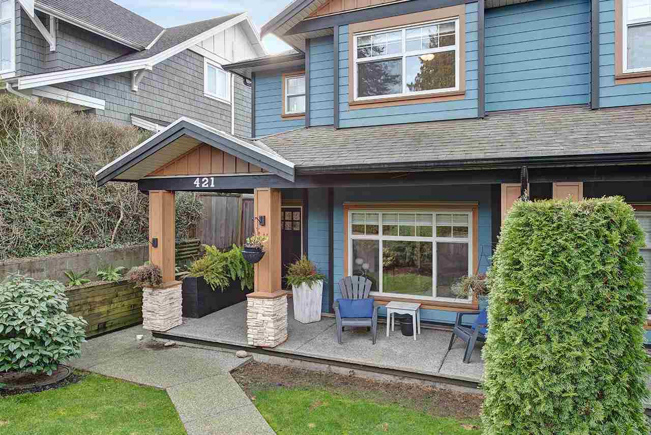 421 E 4TH STREET - Lower Lonsdale 1/2 Duplex for sale, 5 Bedrooms (R2566085) - #1