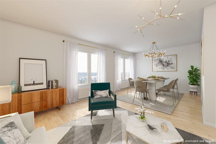 1902 615 BELMONT STREET - Uptown NW Apartment/Condo for sale, 2 Bedrooms (R2566189)
