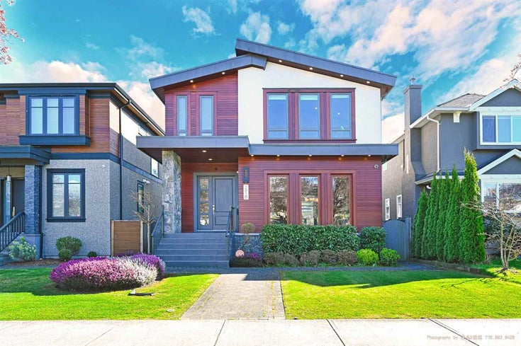 2916 W 22ND AVENUE - Arbutus House/Single Family for sale, 4 Bedrooms (R2566293)