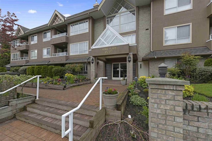 204 15375 17 AVENUE - King George Corridor Apartment/Condo for sale, 2 Bedrooms (R2566340)