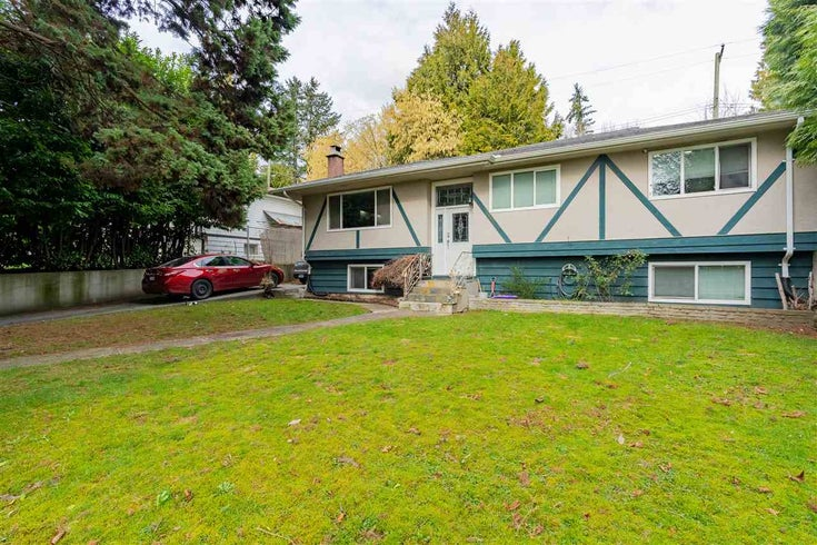 1660 SHERIDAN AVENUE - Central Coquitlam House/Single Family for sale, 5 Bedrooms (R2566390)