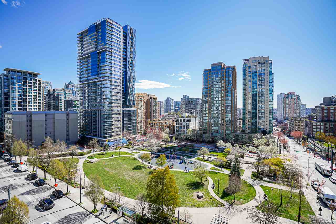 806 1199 SEYMOUR STREET - Downtown VW Apartment/Condo for sale, 1 Bedroom (R2566396) - #1