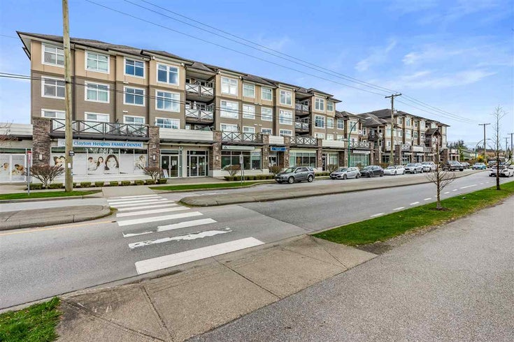 270 6758 188 STREET - Clayton Apartment/Condo for sale, 2 Bedrooms (R2566416)