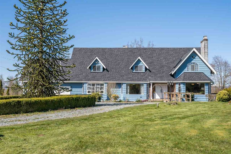 26971 64 AVENUE - County Line Glen Valley House with Acreage for sale, 7 Bedrooms (R2566456)